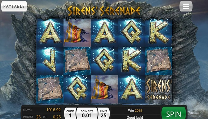 Sirens' Serenade Gameplay