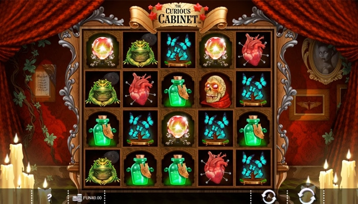 The Curious Cabinet Gameplay