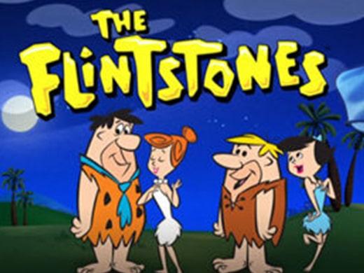 The Flintstones Playtech logo 1