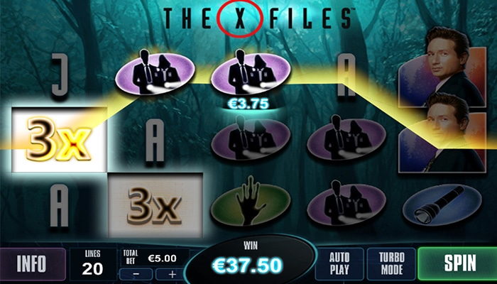 The X Files Gameplay