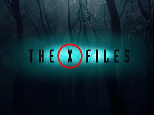 The X files Playtech1