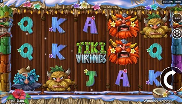 Tiki Vikings Gameplay