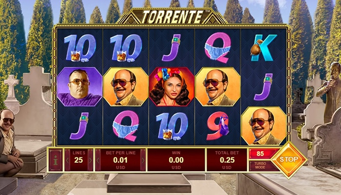 Torrente Gameplay