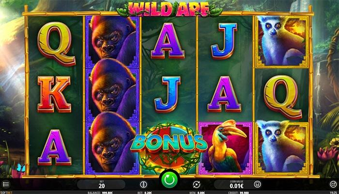 Wild Ape Gameplay