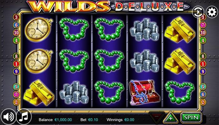 Wilds Deluxe Gameplay