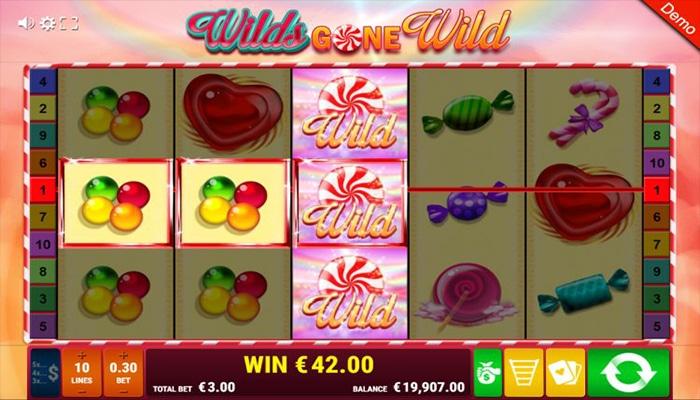 Wilds Gone Wilds Gameplay