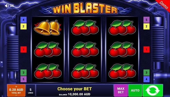 Win Blaster Gameplay