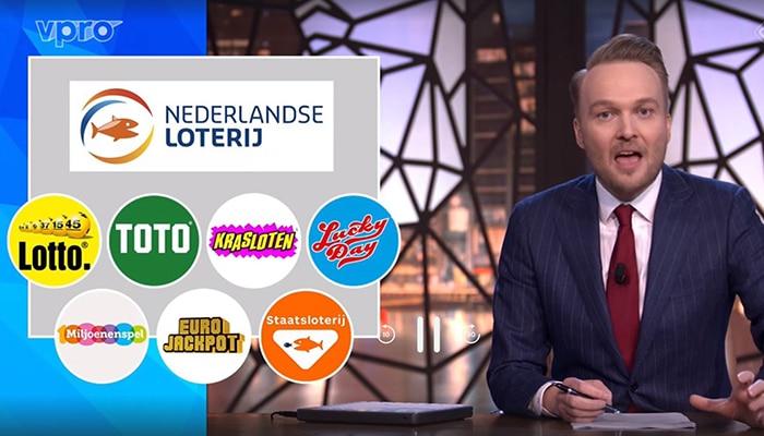Zondag met Lubach over de rol van de Nederlandse Staat bij loterijen