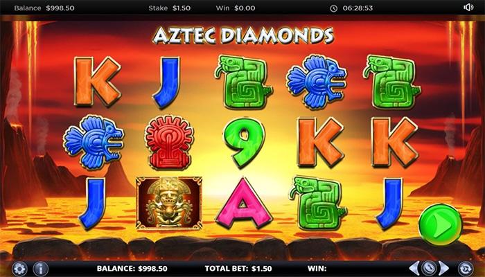 Aztec Diamonds Gameplay