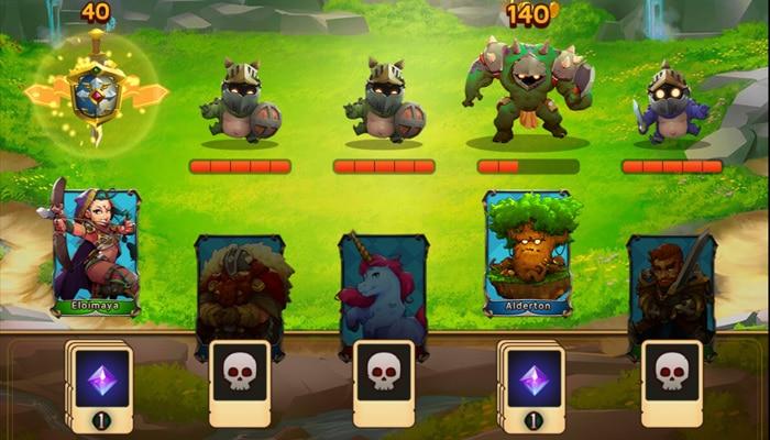 Battle Mania Gameplay