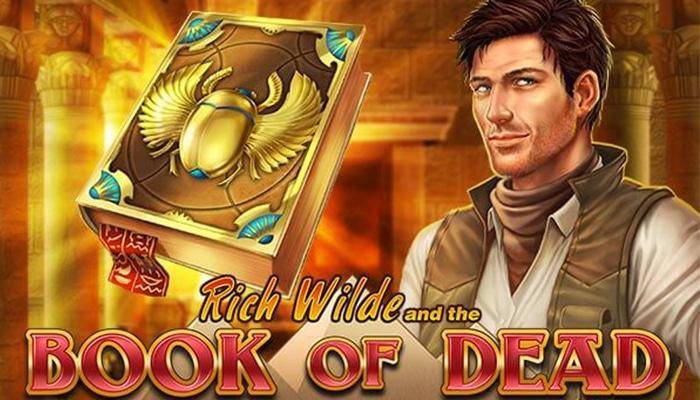 Book of Dead van Play'N Go behoort tot de beste videoslots