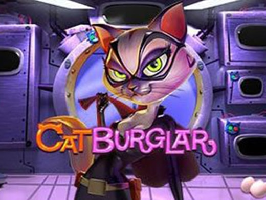 Cat Burglar Games Lab slot2