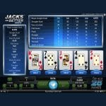 Fouten bij video poker