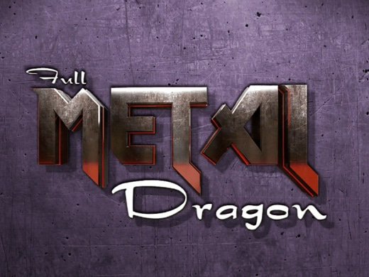 Full Metal Dragon Logo
