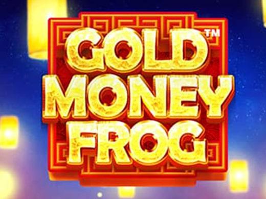 Gold Money Frog NetEnt Gokkast logo1
