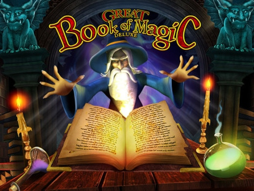 Great Book of Magic Deluxe Logo3
