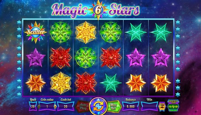 Magic Stars 6 Gameplay
