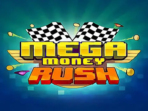 Mega Money Rush Logo1