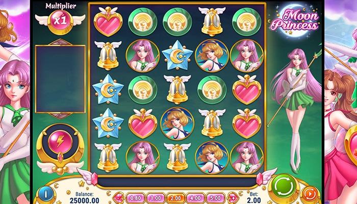 Moon Princess Gameplay