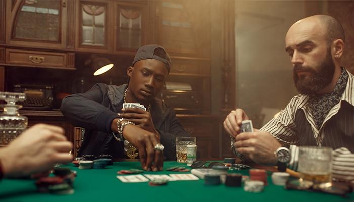 Ook in een homegame is strategie belangrijk bij poker