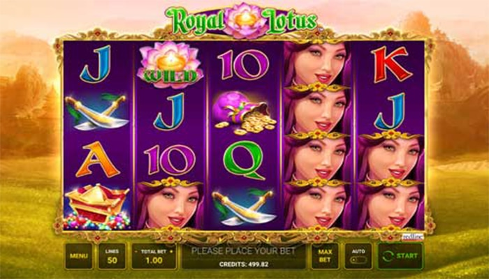 Royal Lotus Gameplay