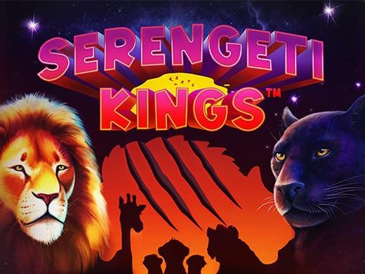 Serengeti Kings Netent Slot2