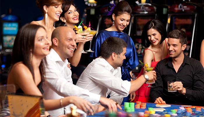 Sfeer en gezelligheid casino