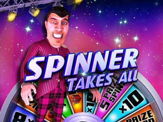 Spinner Takes All Logo