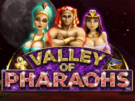 Valley of Pharaohs Logo1