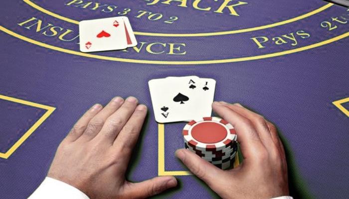 Verzekeren bij Blackjack is een slechte optie