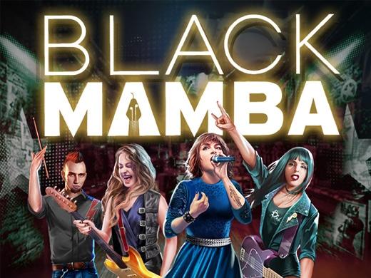 Black Mamba Logo
