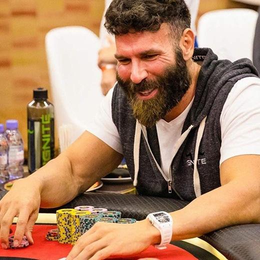 Dan Bilzerian playing poker