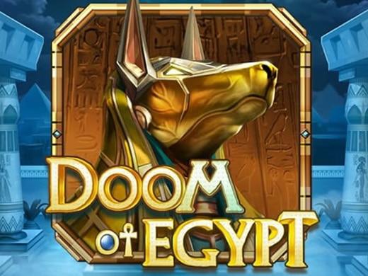 Doom of Egypt Logo