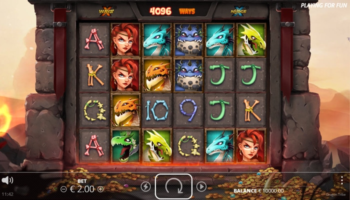 Dragon Tribe Gameplay