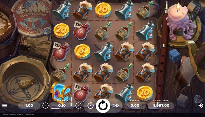 Finn's Golden Tavern Gameplay