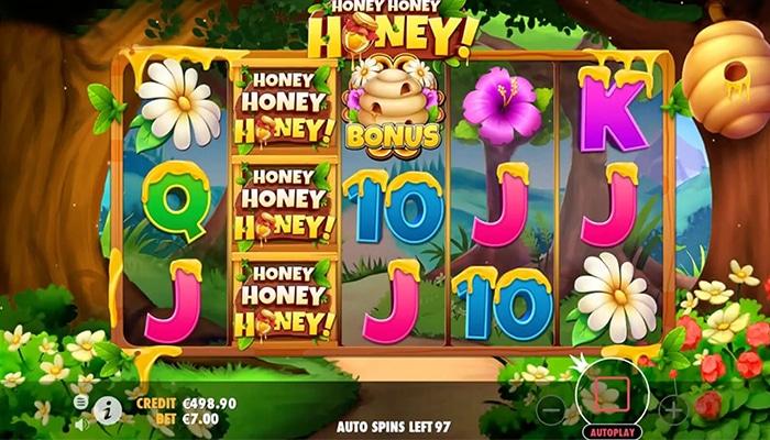 Honey Honey Honey Gameplay