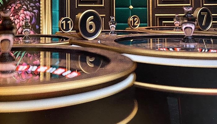 Instant Roulette van Evolution Gaming is weer een variant op dit klassieke casino spel