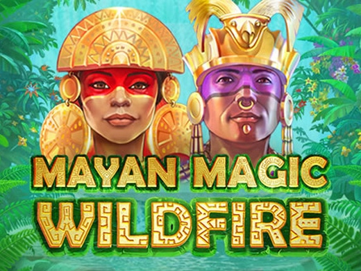 Mayan Magic Wildfire Logo2