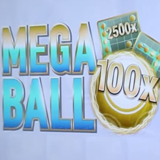 Mega Ball Evolution Gaming Image