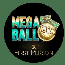Mega Ball Logo png Klein
