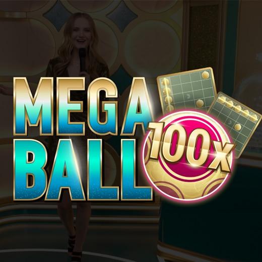 Mega Ball logo bcb