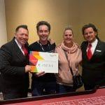 Ossenaar wint jackpot in Holland Casino Nijmegen