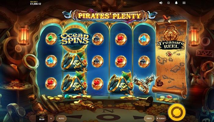 Pirates Plenty The Sunken Treasure Gameplay