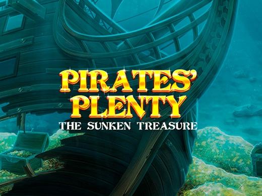 Pirates Plenty The Sunken Treasure Red Tiger