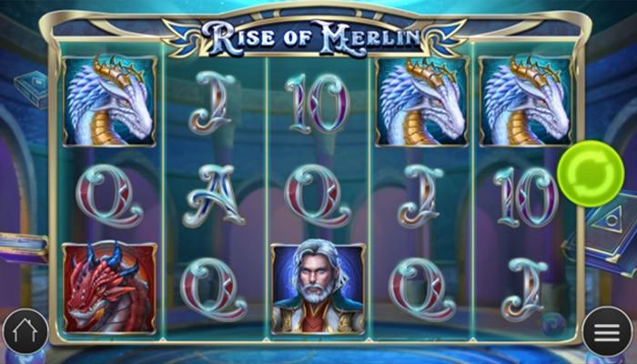 Rise of Merlin Gameplay