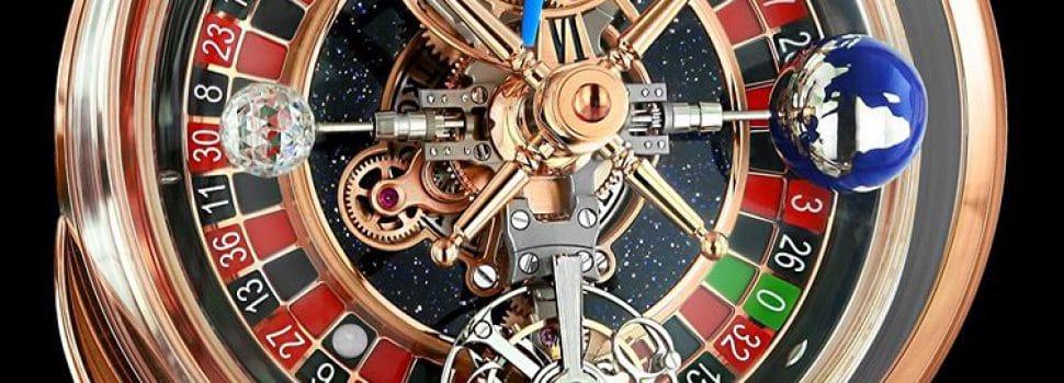 """Het """"Roulette Horloge"""" van Drake"""