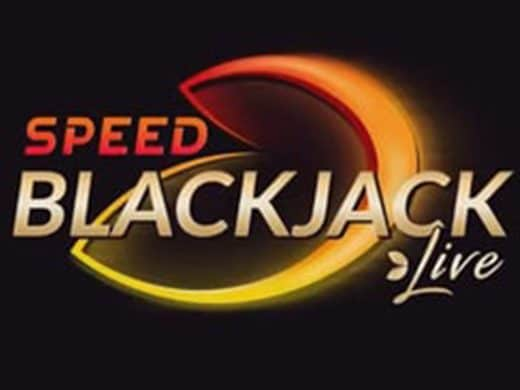 Speed Blackjack Live logo