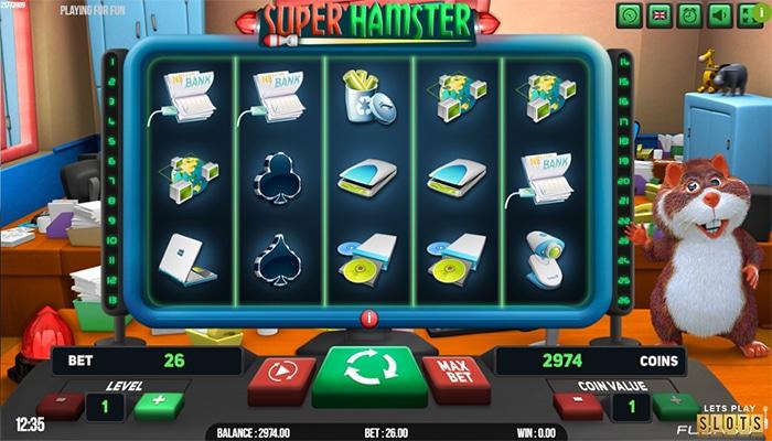 Super Hamster Gameplay