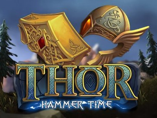 Thor Hammer Time Logo2