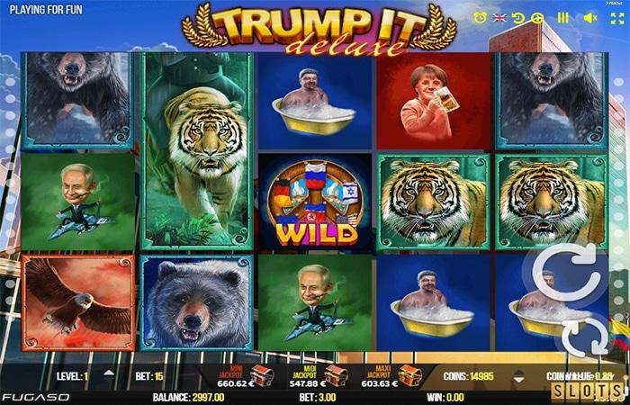 Trump It Deluxe Gameplay